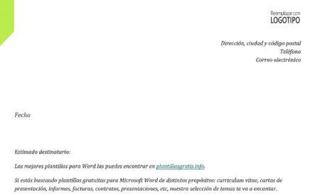 Plantillas Gratis Para Microsoft Word Descarga Gratuita